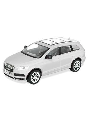 Машина р/у Audi Q7 1:16 HOFFMANN. Цвет: белый