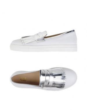 Низкие кеды и кроссовки 8. Цвет: белый