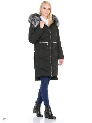 Пальто FINE BABY CAT. Цвет: черный