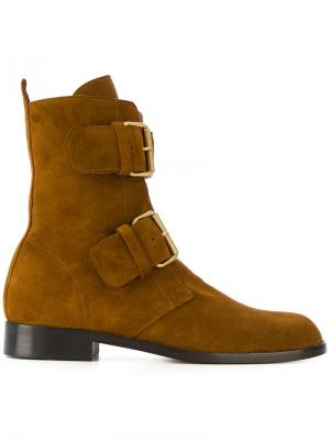 Ботинки Emerance Michel Vivien. Цвет: коричневый