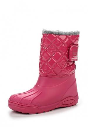 Сапоги Chicco. Цвет: розовый