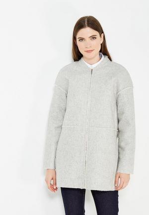 Пальто On Parle de Vous. Цвет: серый