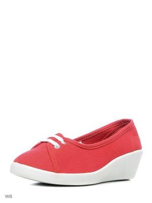 Туфли BRIS. Цвет: розовый