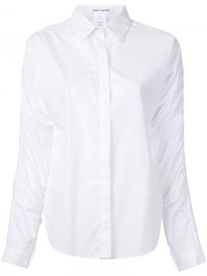 Рубашка Prose Bianca Spender. Цвет: белый