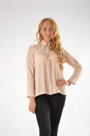 Блузка Nero su Bianco
