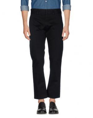 Повседневные брюки MARC JACOBS. Цвет: черный