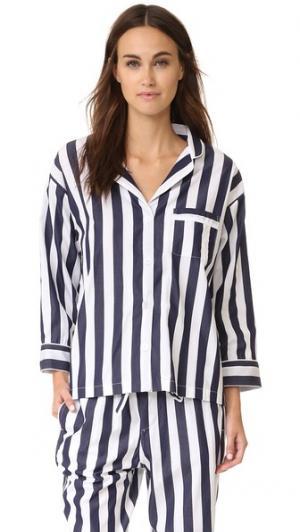 Пижама в мужском стиле