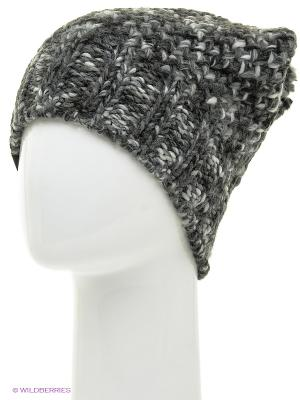 Шапка BUFF KNITTED HATS MARGO GREY. Цвет: серый