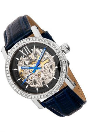 Watch Burgmeister. Цвет: blue and silver