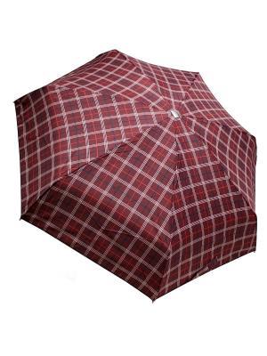 Зонт Edmins. Цвет: бордовый, бледно-розовый, красный