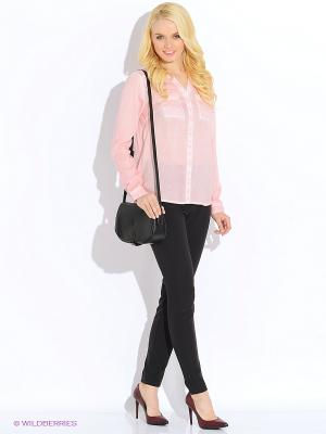 Блузка TOM TAILOR. Цвет: розовый