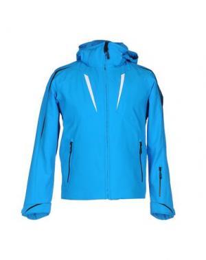 Куртка VÖLKL. Цвет: лазурный