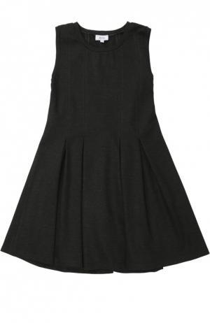 Платье джерси без рукавов Aletta. Цвет: серый