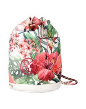 Рюкзаки и сумки на пояс V° 73. Цвет: белый