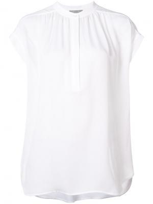 Loose fit blouse Vince. Цвет: белый