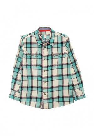 Рубашка Esprit. Цвет: разноцветный