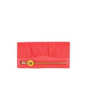 Бумажник BRACCIALINI. Цвет: красный