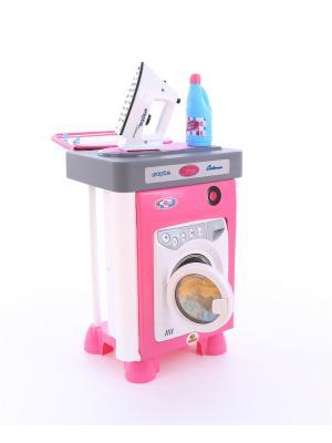 Игровая техника Полесье.. Цвет: серый, белый, розовый