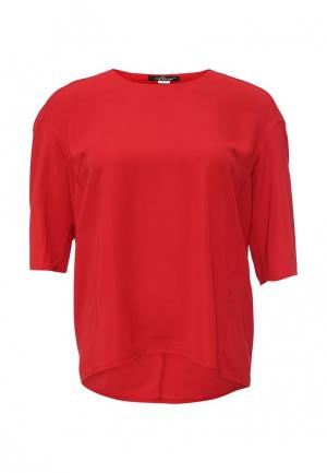 Блуза Silver String. Цвет: красный