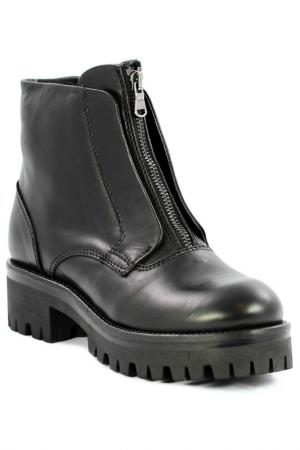 Ботинки NILA. Цвет: черный