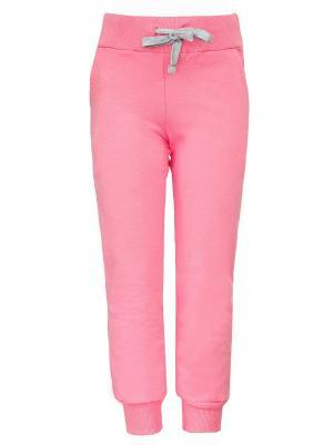Брюки M&DCollection. Цвет: розовый