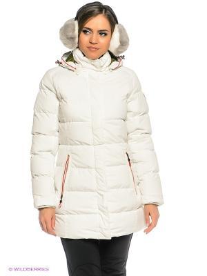Куртка Northland Professional. Цвет: белый