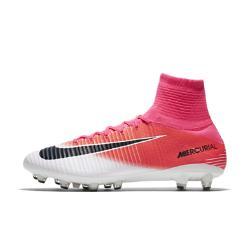 Футбольные бутсы для игры на искусственном газоне  Mercurial Superfly V AG-PRO Nike. Цвет: розовый
