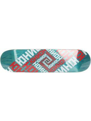 Профессиональный скейтборд Team Blue, размер 7,875x31,5, конкейв Medium Юнион скейтборды. Цвет: голубой, белый, красный
