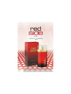 Парфюмированная вода RED SIDE WOMEN LOUIS VAREL. Цвет: прозрачный