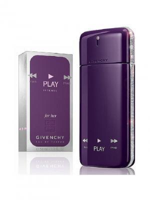 Play Intense lady edp 50 ml GIVENCHY. Цвет: фиолетовый