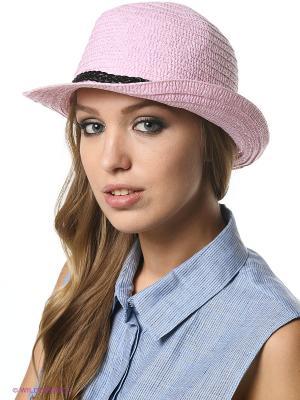 Шляпа Shapkoff. Цвет: розовый