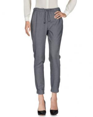 Повседневные брюки GUSTAV. Цвет: серый