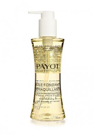 Масло для лица Payot. Цвет: белый