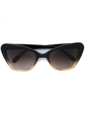 Солнцезащитные очки Venice Prism. Цвет: чёрный