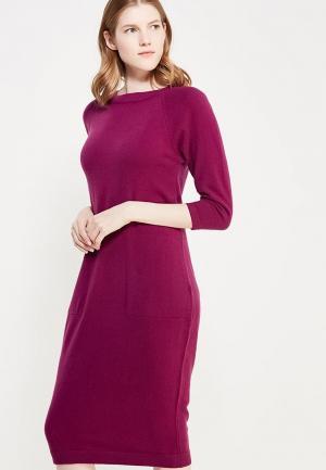 Платье Demurya Collection. Цвет: фиолетовый