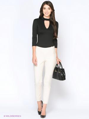 Блузка- боди Stets. Цвет: черный