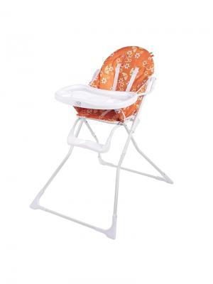 Стульчик для кормления Sweet Baby Simple Orange. Цвет: оранжевый