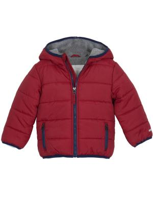 Куртка Endo. Цвет: бордовый