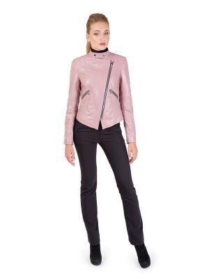 Косуха ALIANCE FUR. Цвет: розовый