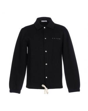 Куртка FUTUR. Цвет: черный