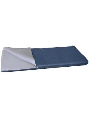 Спальный мешок Валдай 300 Nova tour. Цвет: синий