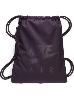 Мешок для обуви HERITAGE GMSK 1 - AOP Nike. Цвет: фиолетовый