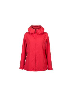 Куртка HAGENSON. Цвет: красный