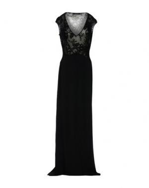 Длинное платье FISICO-CRISTINA FERRARI. Цвет: зеленый-милитари