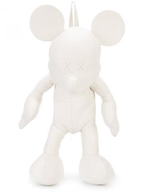 Рюкзак Mickey Mouse Christopher Raeburn. Цвет: белый