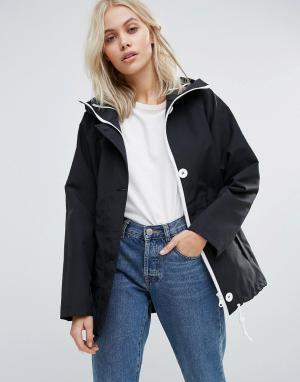 Cooper & Stollbrand Рыбацкая куртка. Цвет: черный
