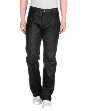 Джинсовые брюки ETNIES. Цвет: черный