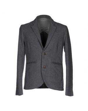 Пиджак FOLK. Цвет: серый