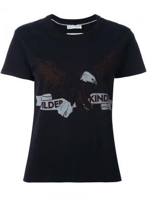 Футболка Wilder kind Each X Other. Цвет: чёрный