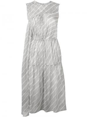 Платье Debra Christian Wijnants. Цвет: зелёный